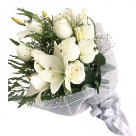 copy of Elegance and purity bouquet