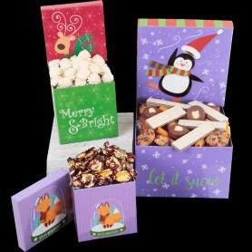 Christmas Sweet Boxes Set