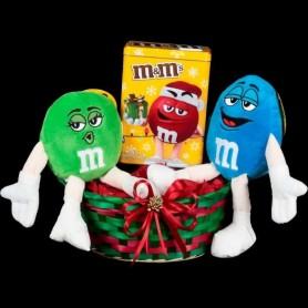 M&M's Merry Christmas
