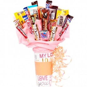 Candy Bouquet My Love