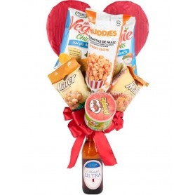 For Him Snack Bouquet