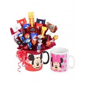 Mickey Giant Candy Gourmet