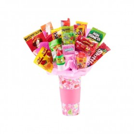 copy of Delicious Candy bouquet in Termo Kiss and Love