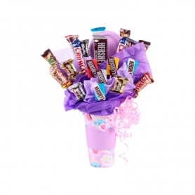 Candy Chocolate and Love