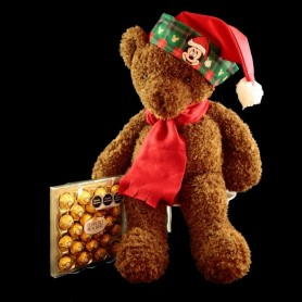 Bear with Ferrero
