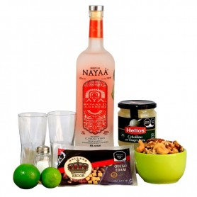"""Mezcal Nayaa """"The strong is clear"""""""