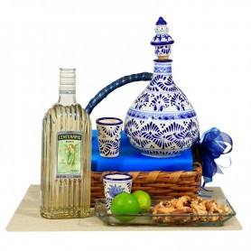 Talavera and Tequila to Share