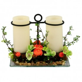 Autumnal Candle Holders