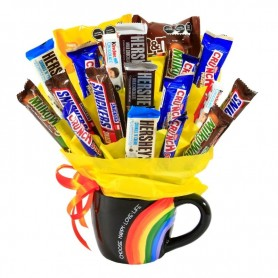 """Candy """"Choose Happy Love Life"""""""