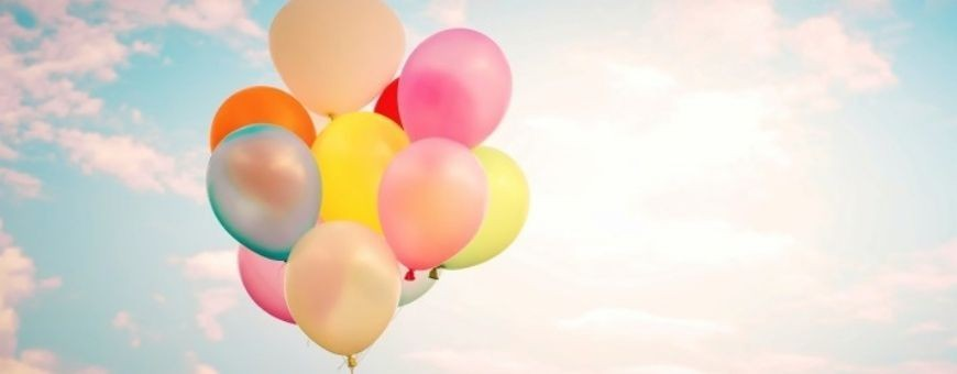Send Balloons to Puebla, local delivery for today