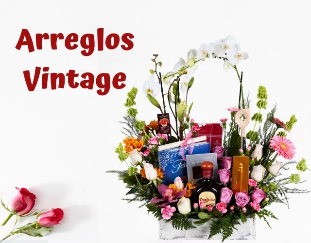 Arreglos Vintage