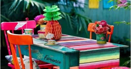 ¿Cómo preparar una mágica noche mexicana en casa?