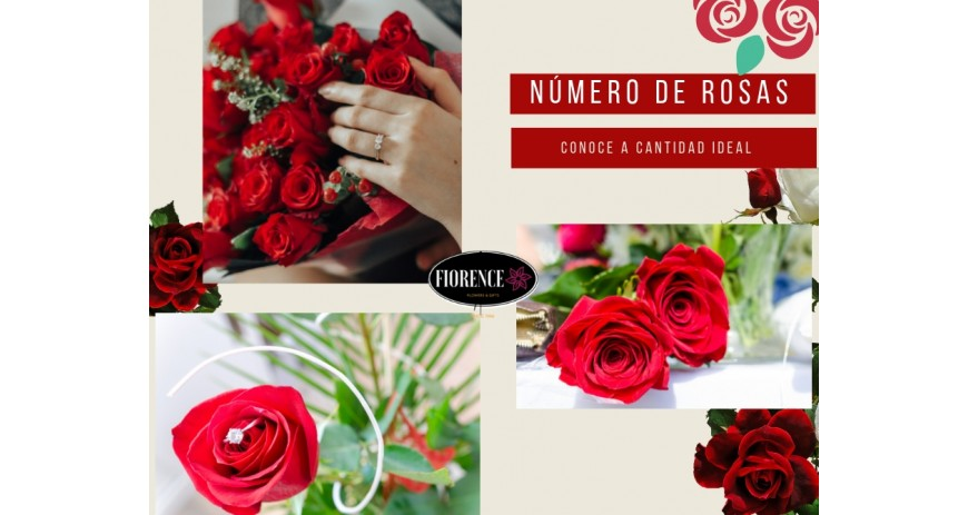Did you know the meaning of the number of roses in a bouquet?