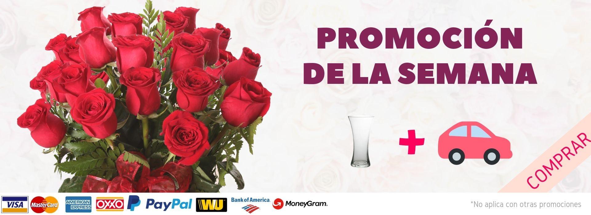 Flores Ramo de rosas en promoción